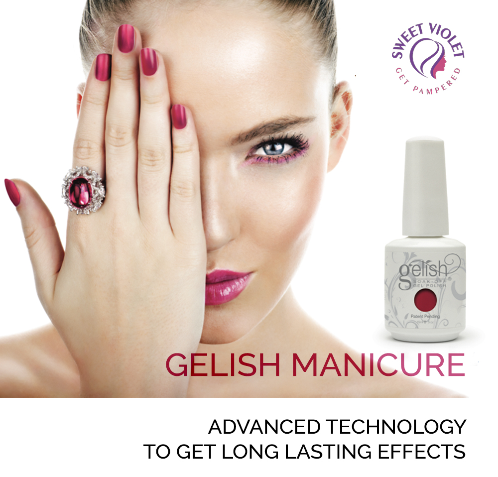 Gelish Manicures - Advanced Technology to Get Long Lasting Effects