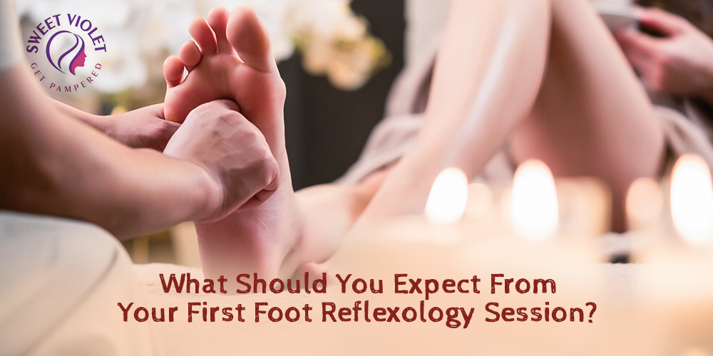 What Should You Expect From Your First Foot Reflexology Session?
