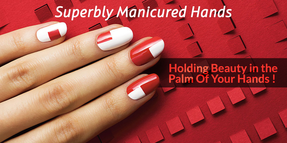 Superbly Manicured Hands - Holding Beauty In The Palm Of Your Hands!