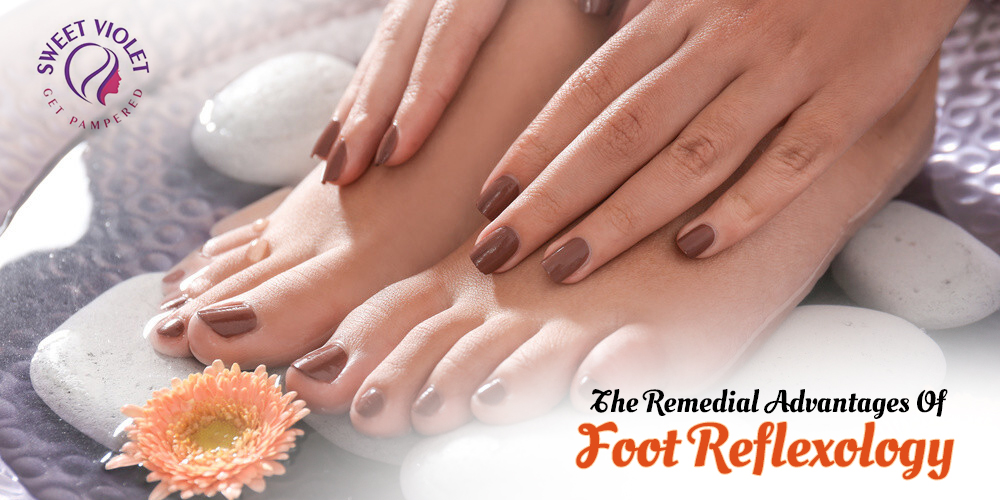 The Remedial Advantages Of Foot Reflexology